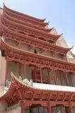 Mogao frana Dunhuang, Cina Fotografie Stock