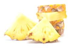 Mogen ananas Arkivbild