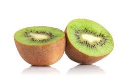 mogen fruktkiwi Arkivfoto