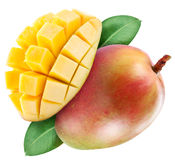 mogen fruktmango Royaltyfri Fotografi
