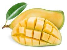 mogen fruktmango Arkivbild