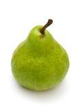 mogen grön pear Arkivbilder