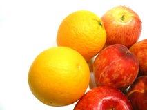 Mogen hel frukt Arkivfoto