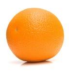 Mogen hel orange Arkivfoton