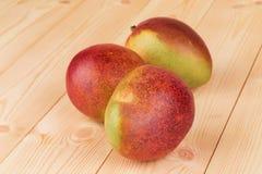 mogen mango Arkivbilder