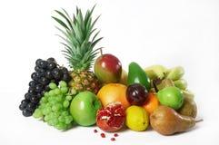 mogen ny frukt Arkivfoto