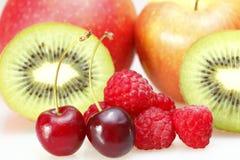 mogen ny frukt Arkivfoton