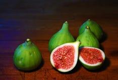 mogen sötsak för figs royaltyfri bild