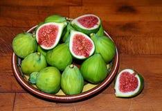 mogen sötsak för figs royaltyfri foto