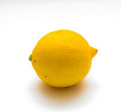 mogen saftig citron Fotografering för Bildbyråer