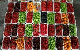 Mogen saftig frukt Royaltyfri Fotografi