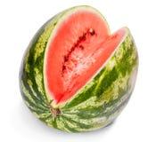 Mogen water-melon Royaltyfri Fotografi