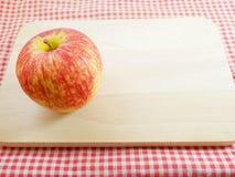 moget äpple royaltyfri fotografi