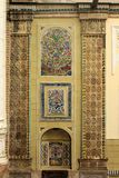 Moghadam house museum, Tehran , Iran Stock Photography