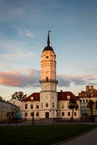 Mogilev city hall Stock Images