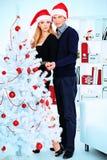 Moglie e marito Immagini Stock