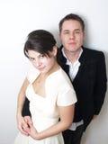 Moglie e marito fotografie stock
