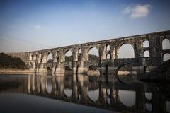 Moglova Aqueduct Stock Photos