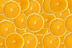 Mogna apelsiner Fotografering för Bildbyråer