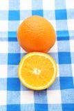 mogna apelsiner Royaltyfri Foto