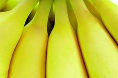 mogna bananer Arkivfoton