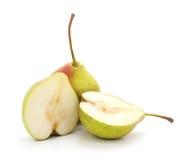 Mogna pears Royaltyfria Foton