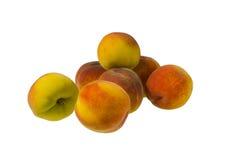 mogna persikor Royaltyfri Bild