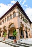 MOGOSOAIA, РУМЫНИЯ - 29-ое сентября: Дворец Mogosoaia на сентября стоковые фотографии rf