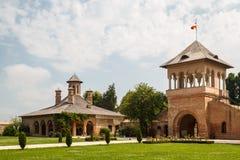 Mogosoaia pałac kompleks zdjęcia royalty free