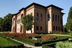 Mogosoaia palace Stock Image