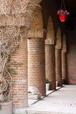 Mogosoaia Palace. Detail from Mogosoaia Palace from Bucharest Royalty Free Stock Photography