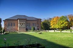 Mogosoaia palace Stock Photo