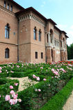 Mogosoaia Palace Stock Photography