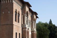 Mogosoaia palace - RAW format Royalty Free Stock Image