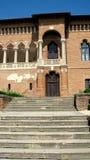 Mogosoaia Palace. Mogoşoaia Palace situated about 10 kilometres from Bucharest, Romania Royalty Free Stock Image