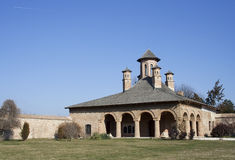 Mogosoaia palace, Romania Stock Photos