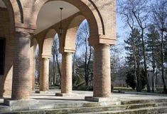 Mogosoaia palace, Romania Royalty Free Stock Images