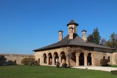 Mogosoaia slott Royaltyfri Foto