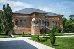 Mogosoaiapaleis, Boekarest, Roemenië stock foto's