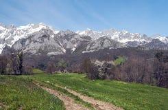 Mogrovejo mountains Stock Photo