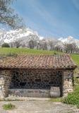 Mogrovejo mountains Stock Photography