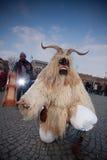 Mohacsi Busojaras carnival Stock Image