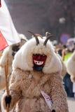 Mohacsi Busojaras carnival Royalty Free Stock Images
