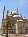 The Mohamed Al mosque Stock Photography