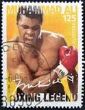Mohamed Ali Fotografía de archivo libre de regalías