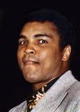 Mohamed Ali imágenes de archivo libres de regalías