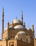 Mohamed Ali Citadel Cairo. Mohamed Ali Citadel in Cairo containing Mohamed Ali Mosque royalty free stock photography