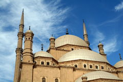 Mohamed Ali mosque. In Egypt Stock Photos
