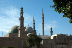 Mohamed Ali Mosque at cairo egypt Royalty Free Stock Photography