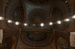 Mohamed Ali Mosque Dome, Saladin Citadel - Cairo, Egypt Royalty Free Stock Photography